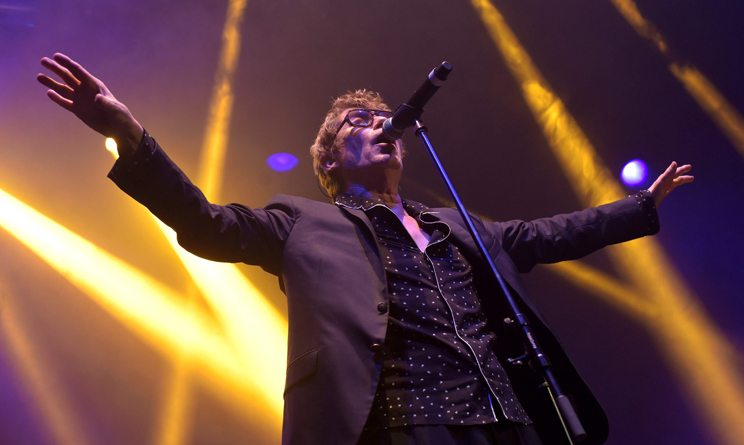 The Psychedelic Furs – Plaza Condesa