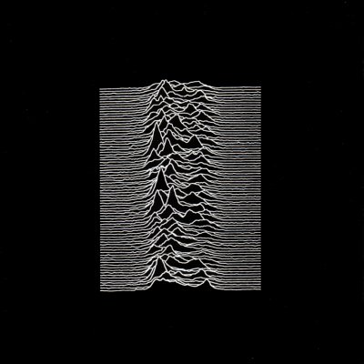 "Joy Division, ""Unknown Pleasures"""