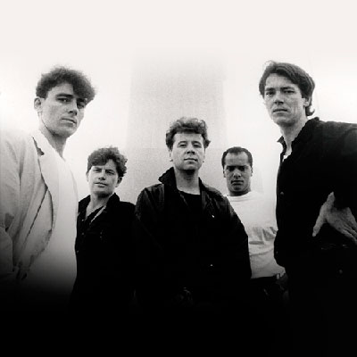 Semblanza – Simple Minds