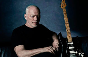 David Gilmour se une a Pink Floyd