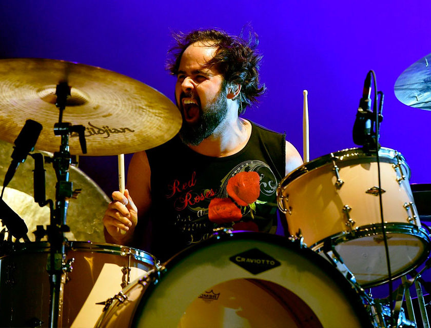 Nace Ronnie Vannucci Jr., baterista de la banda estadounidense de rock indie The Killers