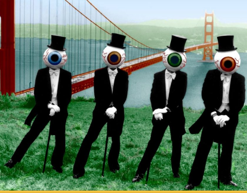 Sonic Arsenal – The Residents, intrusiones avant pop