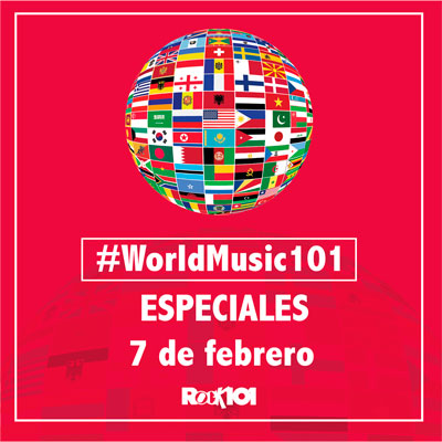 #WorldMusic101