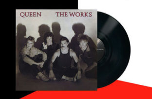 101 álbumes 1984 – Queen The Works – 05 de marzo del 2019