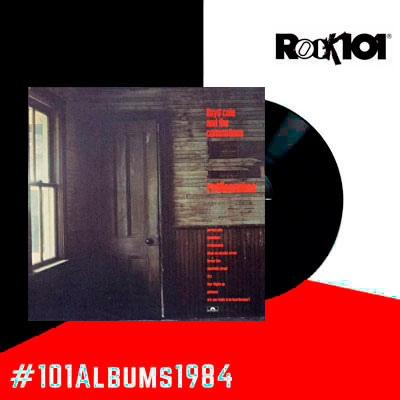 101 álbumes 1984 – Rattlesnakes de Lloyd Cole and the Commotions – 04 de mayo del 2019