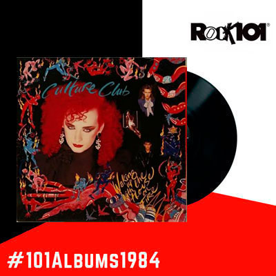 101 álbumes 1984 – House on Fire Culture Club – 13 de mayo del 2019