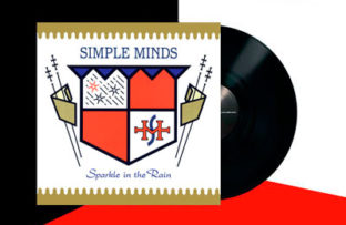 101 álbumes 1984 – Simple Minds Sparkle in the rain – 26 de febrero del 2019