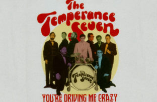 The Temperance Seven alcanzaron a ser el número 1 en UK