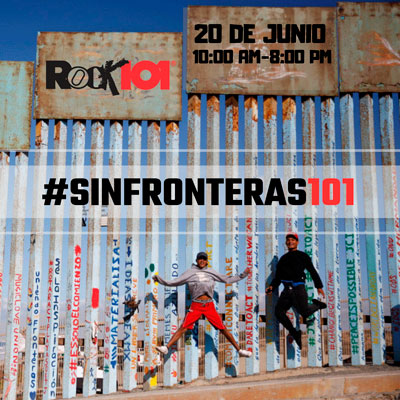 @LaPopLife #SinFronteras101