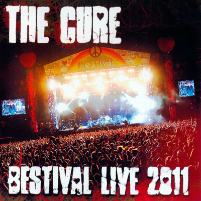 Concierto The Cure Bestival 2011 Parte 1