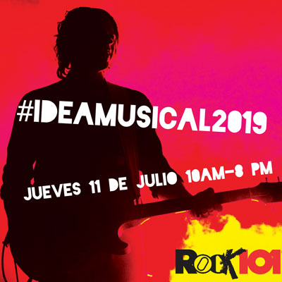 @hectorovaldes #IdeaMusical2019