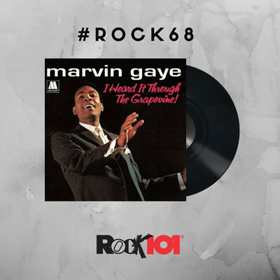 @lapoplife – Marvin Gaye – I Heard It Through the Grapevine