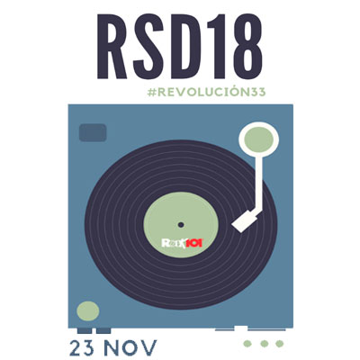 #RSD18 Black Friday