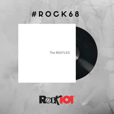 @mr_conch – The Beatles, The Beatles white album