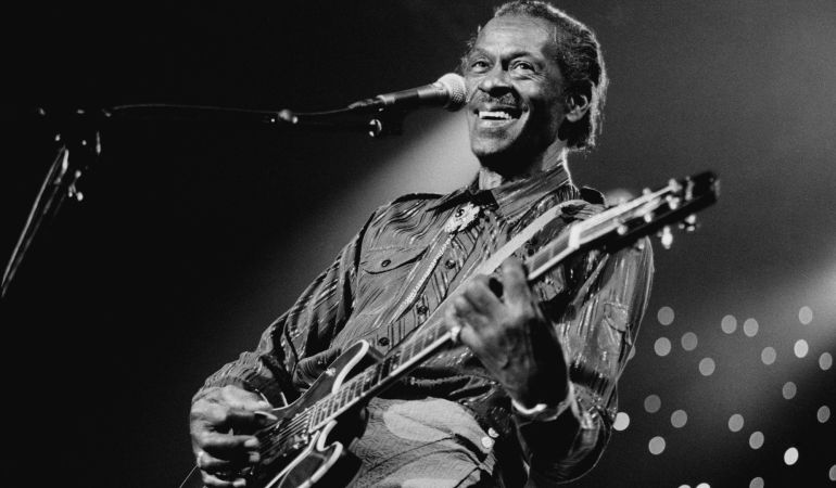 Planean contar la vida de Chuck Berry a través de un documental