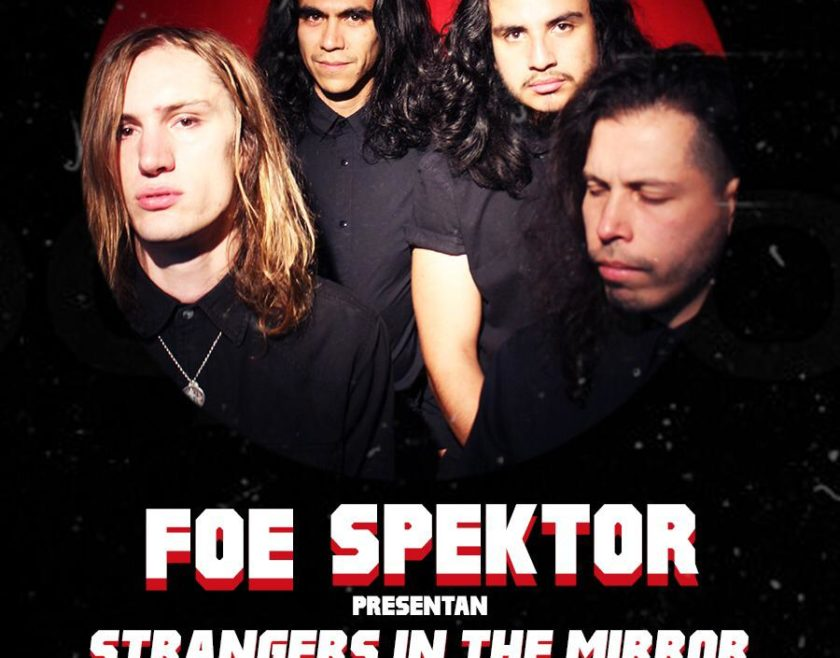 Foe Spektor regresan a CDMX
