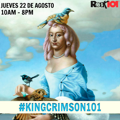 @LaPopLife #KingCrimson101