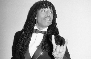 Muere Rick James