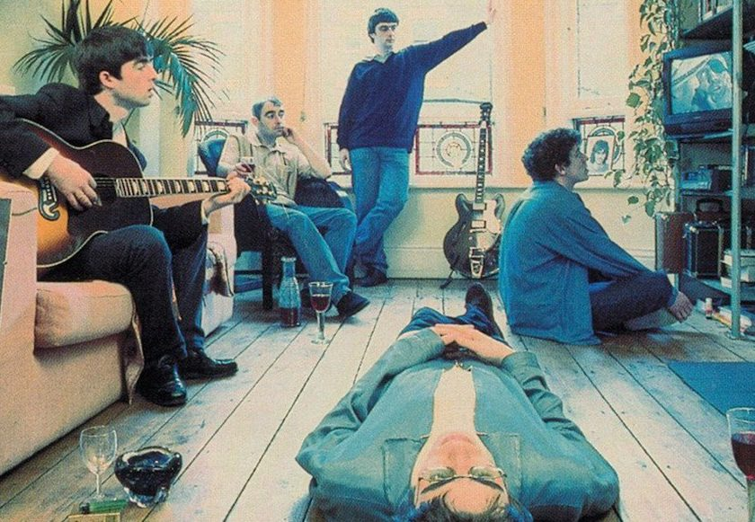 Oasis liberó un video especial de 'Fade Away'