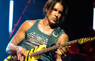 Nace George Lynch