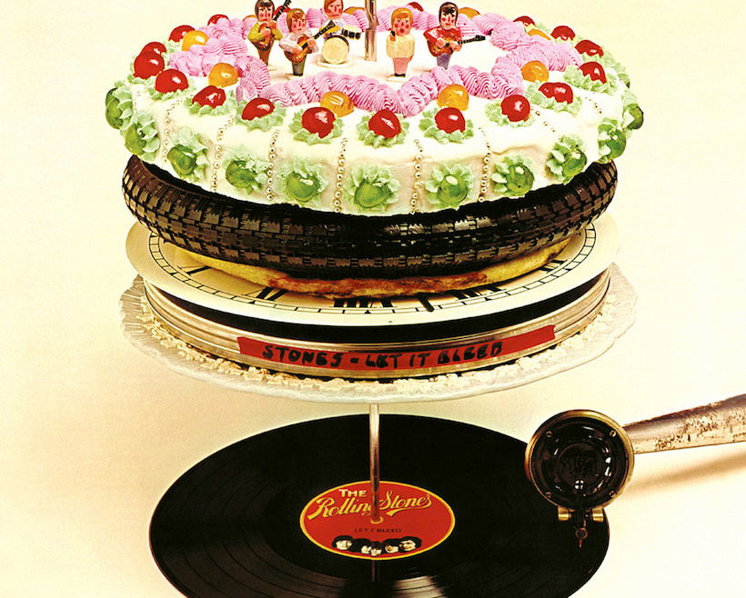 "Así celebrarán The Rolling Stones el 50 aniversario de ""Let It Bleed"""