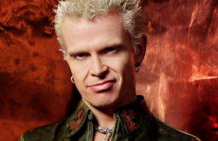 Nace Billy Idol
