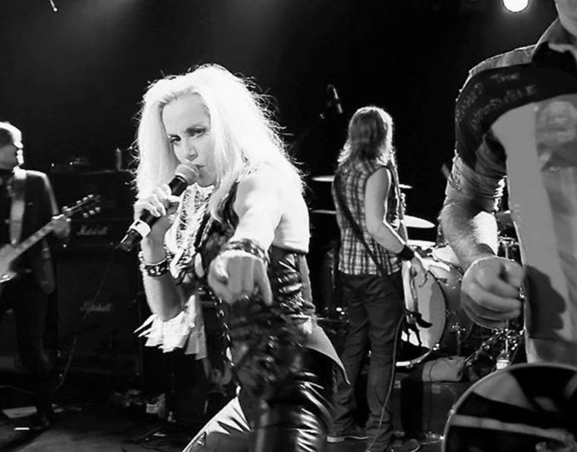 Nace Cherie Currie