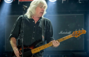 Nace Cliff Williams