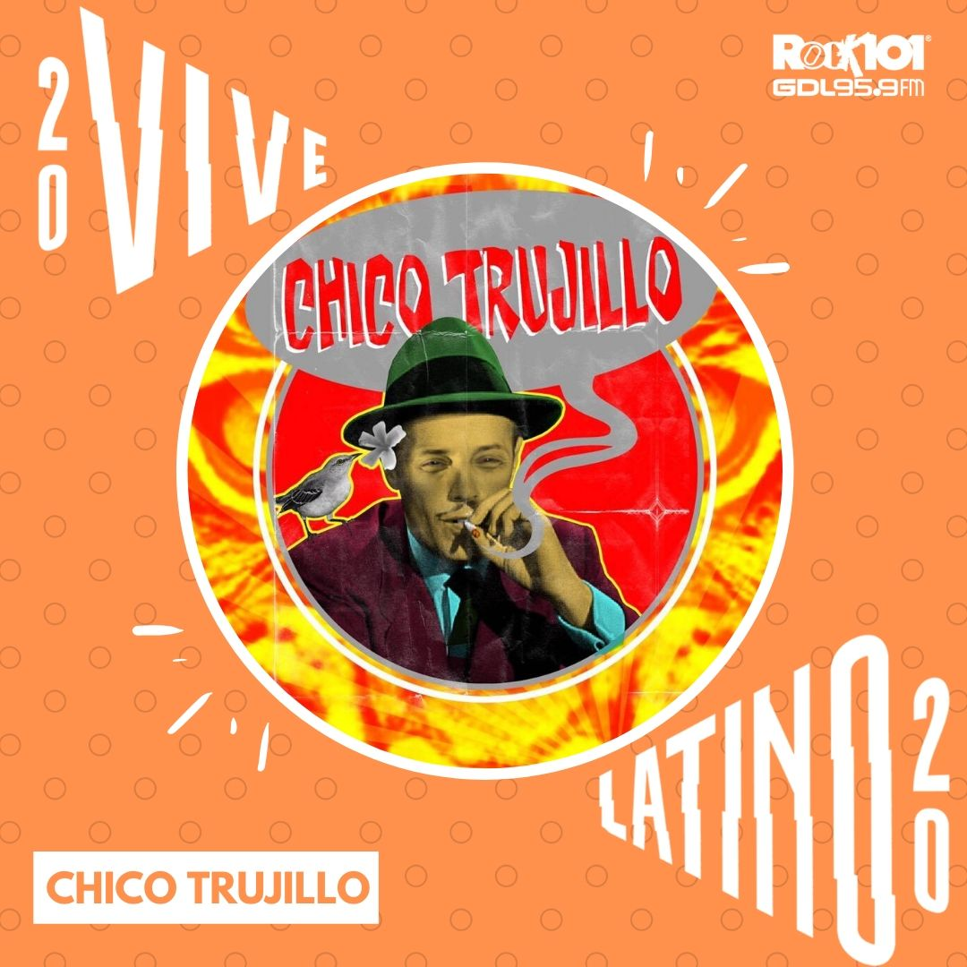 Chico Trujillo Desde Chile En El Vive Latino 2020 Rock101