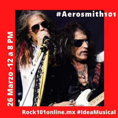 @LaPopLife #Aerosmith101