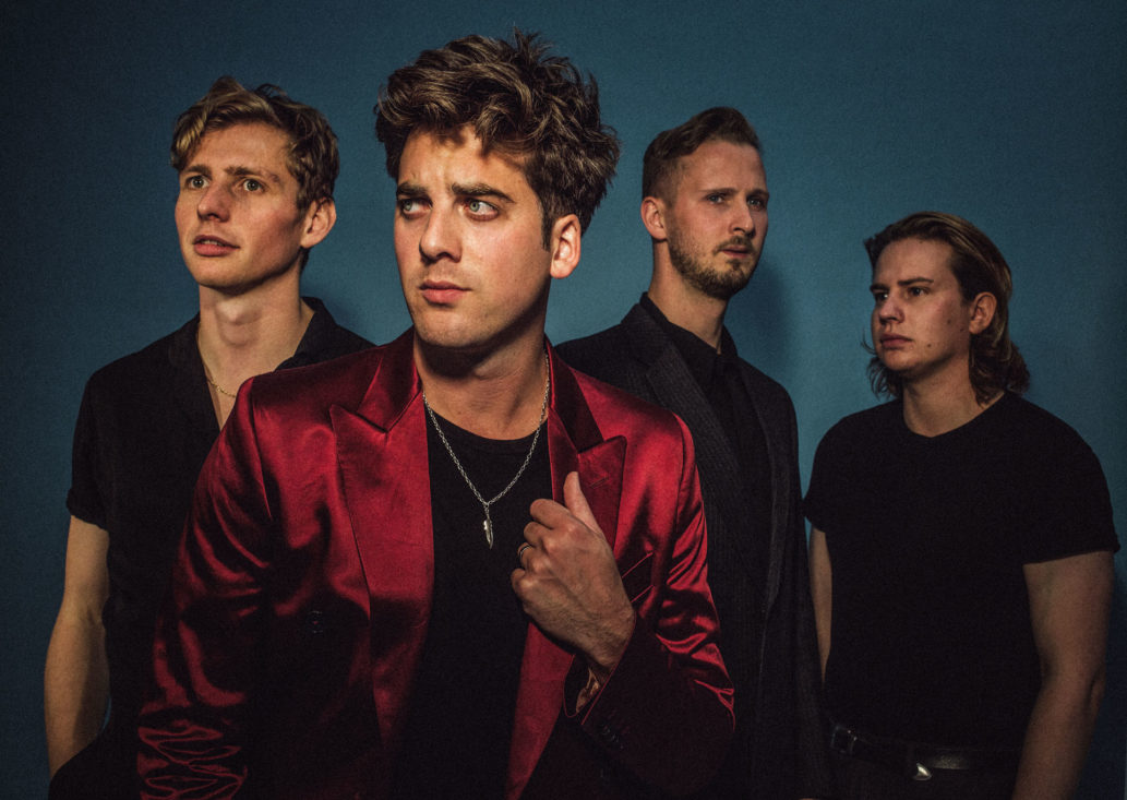 Takeover de Circa Waves en Rock 101