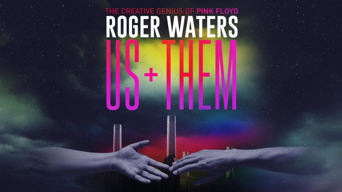 "Roger Waters anuncia documental de su última gira, ""Us + Them"""