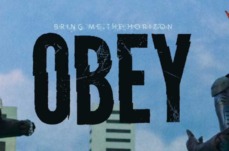 'Obey' Bring me the Horizon ft. YUNGBLUD