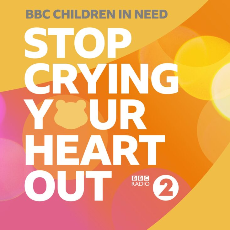 Stop Crying Your Heart Out de Oasis para Children In Need