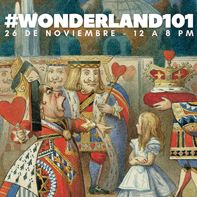 @lapoplife #Wonderland101