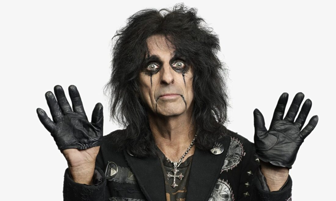 Alice Cooper anuncia Detroit Stories