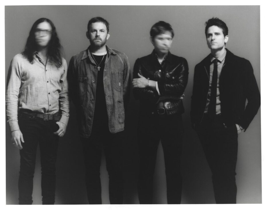 "Kings of Leon estrena el video de ""Echoing"""