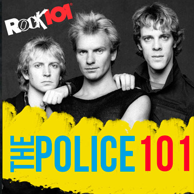 #ThePolice101