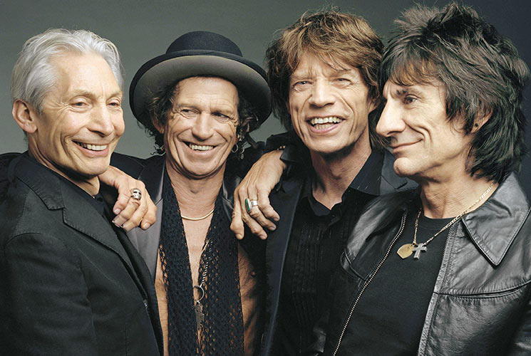 The Rolling Stones estrena videos para Jumpin' Jack Flash y Child of the Moon